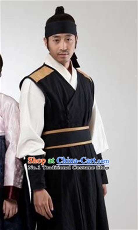korean men s hairstyles ancient image gallery korean traditional men s clothing