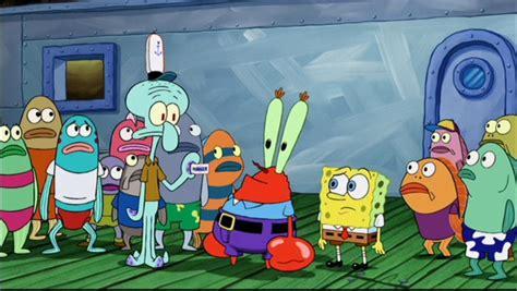 kopi hangat kumpulan gambar spongebob squarepants  temannya