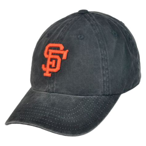Baseball Cap american needle san francisco giants mlb raglan strapback