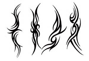 simple tribal tattoos tattoo collections