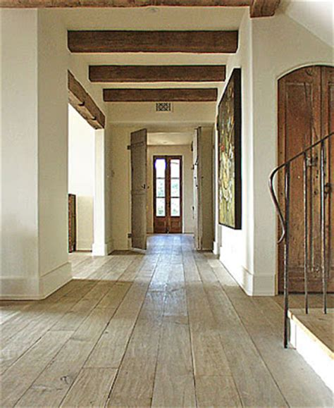 bleached oak floors wide open spaces bleached oak floor