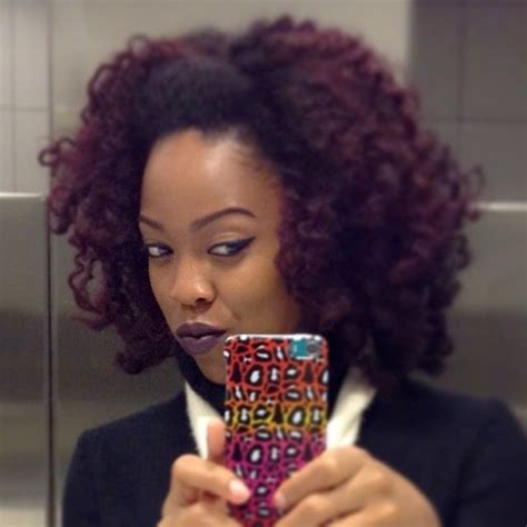 25 Best Ideas About Burgundy Natural Hair On Pinterest | 25 best ideas about burgundy natural hair on pinterest