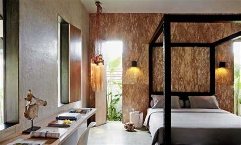 balinese bedroom design luxurious architectural interiors and outdoor living