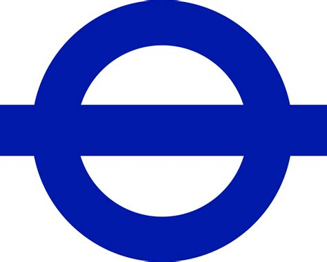 svg text color file tfl roundel no text svg wikimedia commons