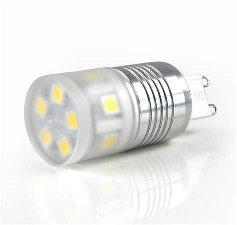 G9 Led Light Bulb 40w G9 Led Bulb With 11 X 5050 Smd Chips 35w 40w Halogen Capsule