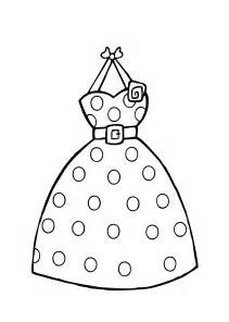 printable coloring pages fashion clothing kids coloring