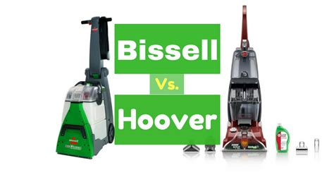the best rug cleaner bissell vs hoover the best carpet cleaner for 2017