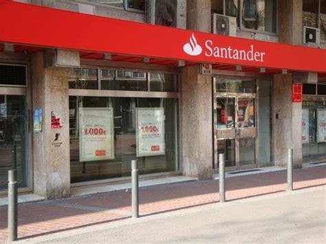 santander servizio clienti banco santander banche istituti di credito avinguda de