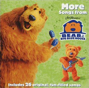 bear in the big blue house music various artists bear in the big blue house more songs from bear in the big blue