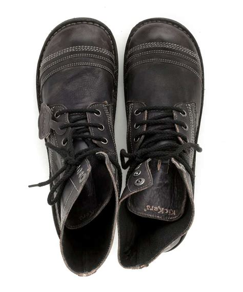 Kickers Slop Navy Murah 2 kickers s kick leather boots designer footwear sale outlet secretsales