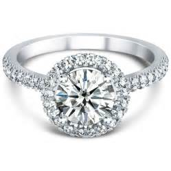 Halo ring halo ring engagement ring