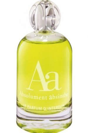 Le Parfum Dinterdits Absolument Absinthe by A Z 246 Ld T 252 Nd 233 Rtől Ihletve Azaz Abszint 233 S Parf 252 M Illatoskert