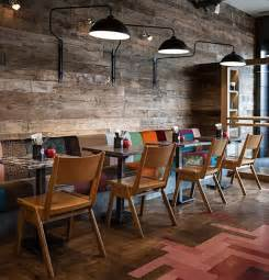 tile and wood flooring restaurant bar design awards