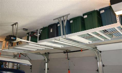 Garage Regal Decke by Saferacks Rack Installation
