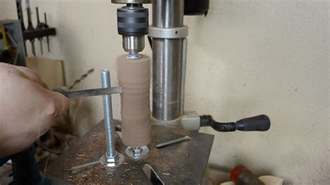 xy pedestal 187 turn your drill press into a lathe