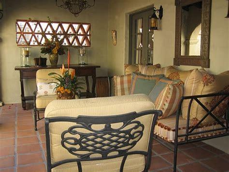 Modern Home Living spanish revival hartz house design