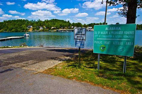 public boat launch smith lake cullman county parks rec smith lake park