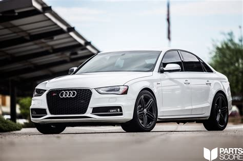 Audi B8 Tuning by B8 5 Audi S4 Awe Tuning Giac Stage 2 Parts Score