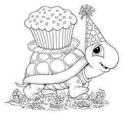 happy turtle coloring page 17 best images about coloring pages art therapy on