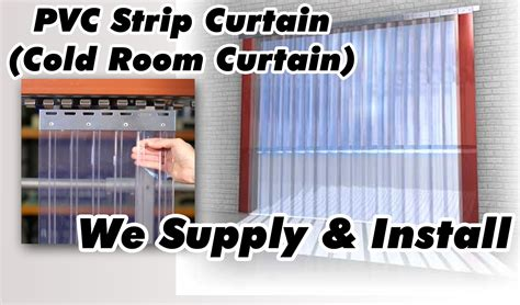 plastic curtain for cold room alfa packaging singapore