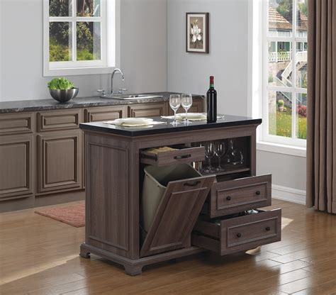 48 kitchen island tresanti the chef weathered oak kitchen island ki5621 48