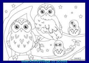 more owls at activity village