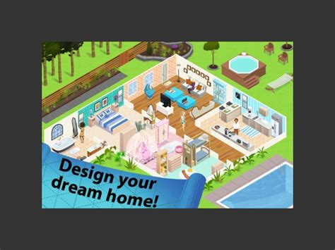 home design the game home design story screenshots and facts screenshot 1