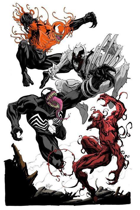 symbiote battle toxin antivenom venom and carnage