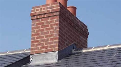 chimney flashing lead dpc tray information