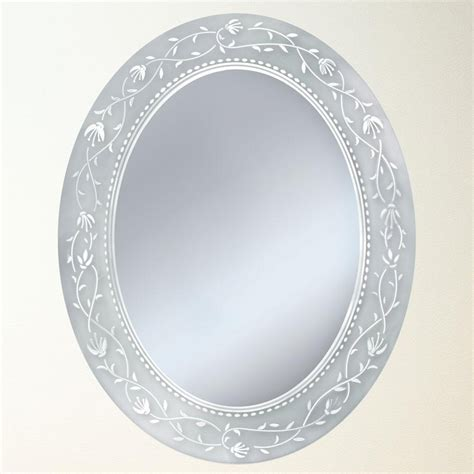 Oval Mirror For Bathroom 1000 Images About Bathroom Mirrors On Pinterest Oval Mirror Arches And Circles
