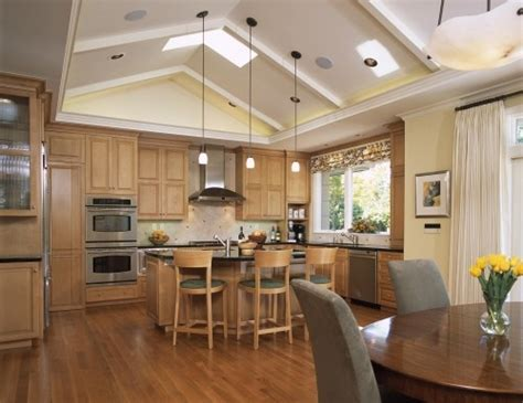 High Ceiling Kitchen by Kitchen The High Ceiling Home