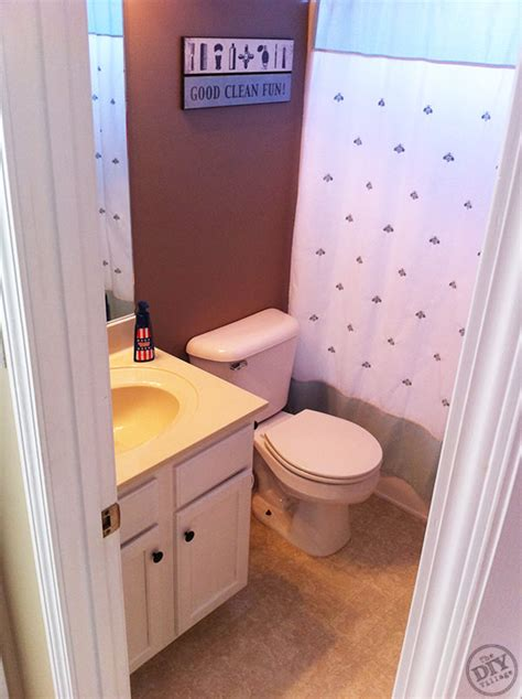 budget bathroom makeover diy budget bathroom makeovers before and after the
