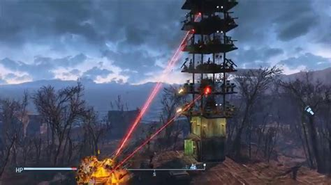best turret defense fallout 4 most effective defense tower settlement
