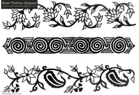 armband tattoo designs with names armband tattoos design