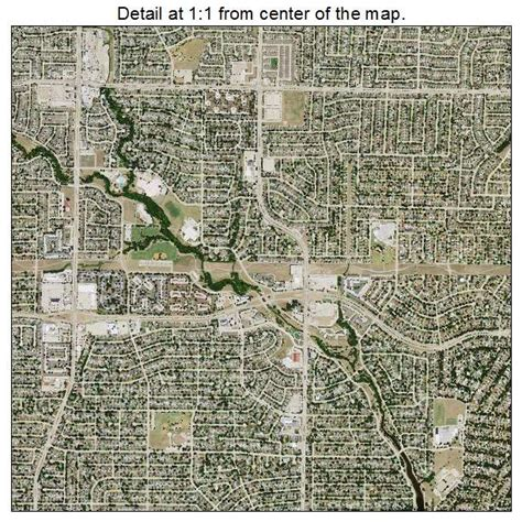 aerial map of texas aerial photography map of plano tx texas