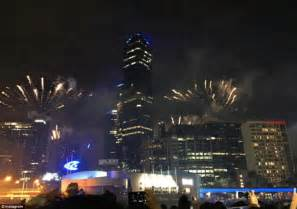new year melbourne 2016 australia wakes up to 2016 with a hangover after new year