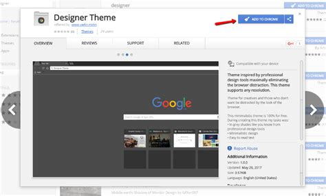 theme google today style chrome with these 15 google themes for designers