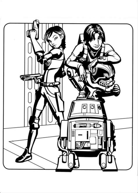 wars rebels coloring pages free coloring pages of wars rebels