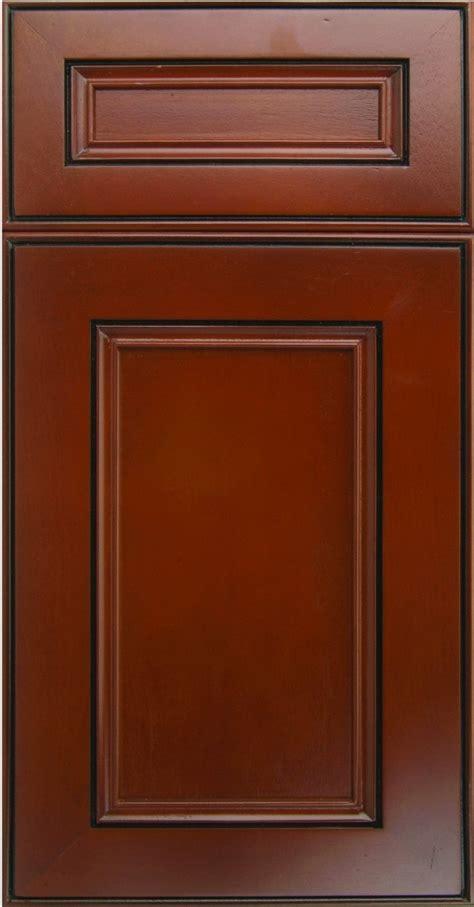 cnc alexandria nutmeg cnc all wood kitchen cabinets