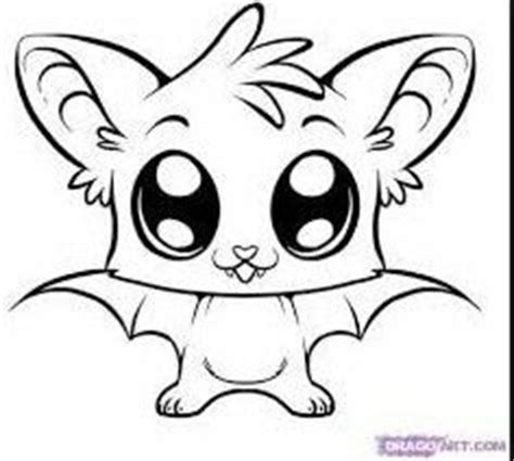 dibujos kawaii para colorear animales resultado de imagen de dibujos para colorear only