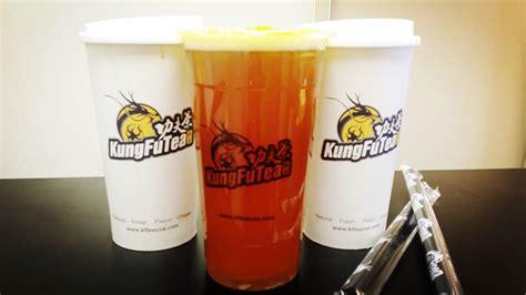 Garden State Plaza Kung Fu Tea Opening Alert Kung Fu Tea Palisades Center Boozy Burbs