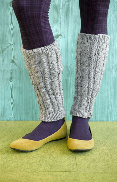 leg warmers knitting pattern 8 ply foyle s cabled leg warmers in brand vanna s choice