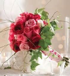 Wegmans Flowers Wedding - colorful cascading wedding reception centerpiece wedding