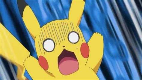 Pikachu Flash Marvel Dc E75 Kaos Family T Shirt pikachu speaks in the new pok 233 mon and everyone is freaking out