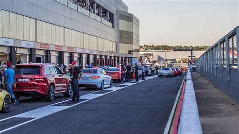 festival  motoring returns  kyalami grand prix circuit
