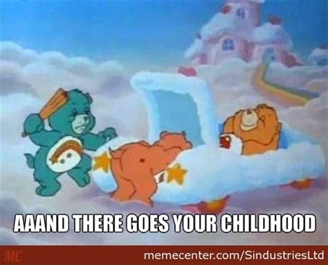 Care Bear Meme - care bears countdown by sindustriesltd meme center