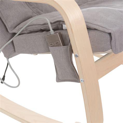 sedia massaggiante sedia a dondolo massaggiante con telecomando eur 149 00