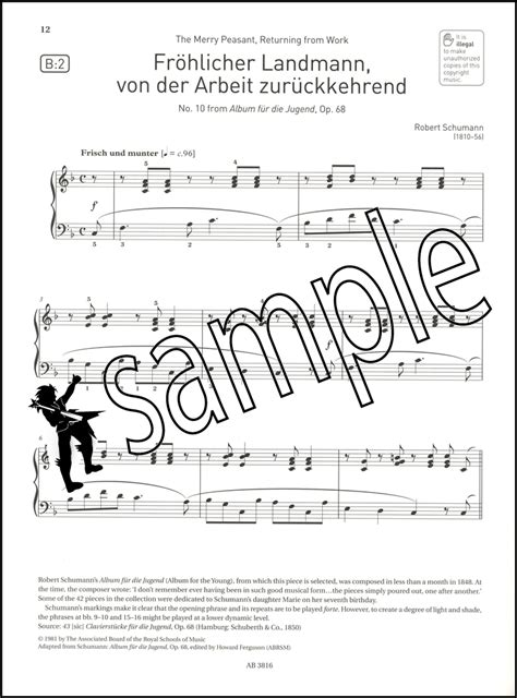 piano exam pieces 2017 1848498764 abrsm piano exam pieces 2017 2018 syllabus grade 4 sheet