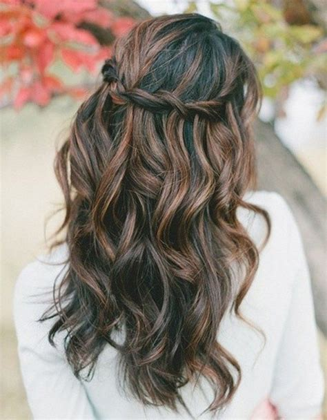 down hairstyles curly hair curly down prom hairstyles long hair elle hairstyles