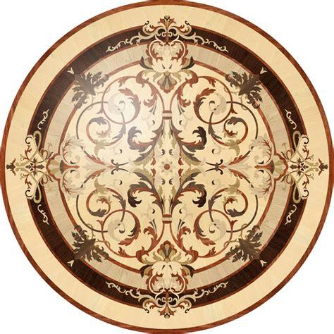 floor medallion wood flooring medallion wood floors